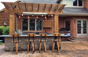 whiskey barrel patio norwalk iowa