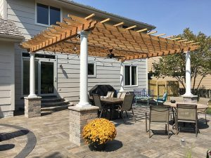 With The Amount Of Direct Sunlight We Get In The Des Moines Area, They Are  A Visually Stunning And Functional Addition To Your Patio. Pergolas Add  Grace ...